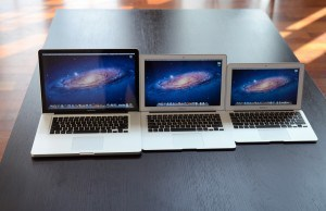 MacBook 2013 Line Up