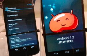 Android 4.3 Leaks, Suggests Google Running Out Of Ideas