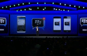BlackBerry Messenger Officially Coming To iPhone & Android