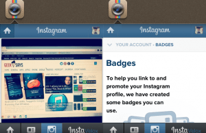InstaVelox – Brings Instagram To Your iPhone Springboard
