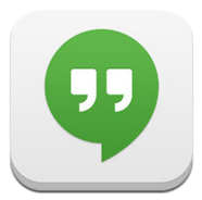 Download Google Hangouts for iPhone & iPad from App Store
