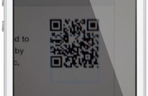 NativeQR Turns iOS Camera Application Into a QR Code Reader