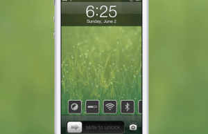 LockToggle Brings Handy Settings Toggle On iPhone Lock Screen