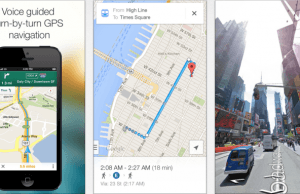 Google Maps 2.0 for iOS Is Now Available for iPhone / iPad