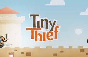 Tiny Thief for iOS from Rovio Is Available in App Store