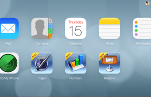 Beta iCloud.com Now Carries iOS 7 Inspired Layout