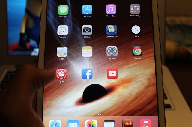 iOS 8 Jailbreak iPad