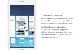 iOS 7 How To Use True Multitasking and New iOS 7 AppSwitcher