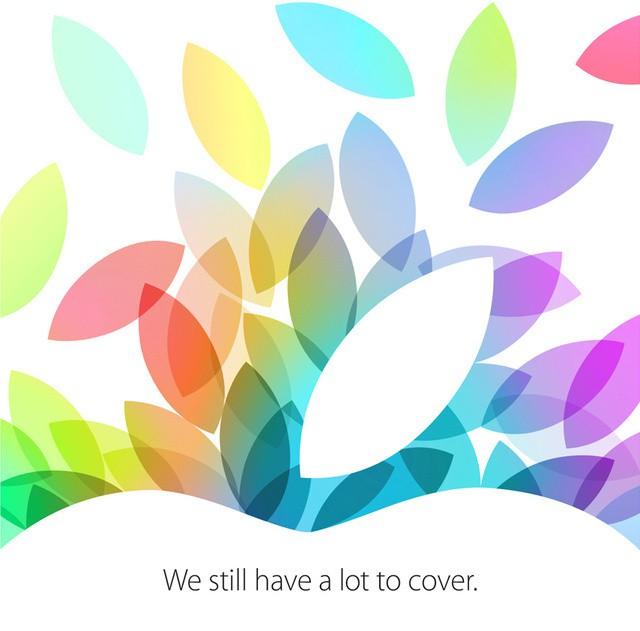Apple iPad launch event