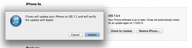 iOS 7.1 beta download