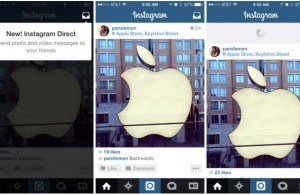 Instagram Announced Instagram Direct To Share Pictures Privately