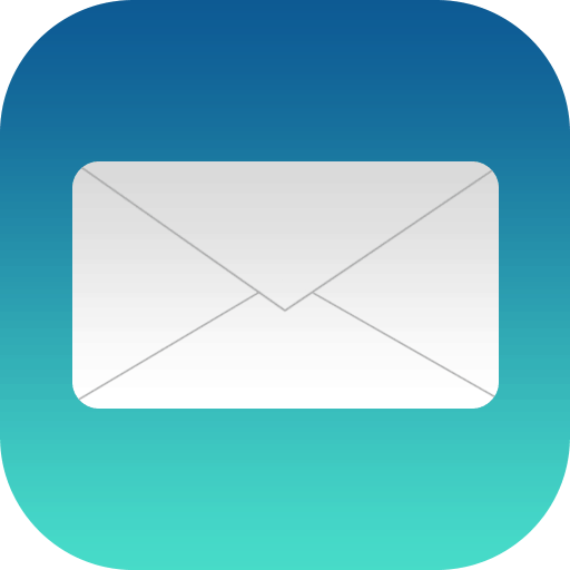 iOS 7 Mail application ICON