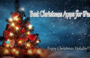 Best Christmas Apps for iPad in 2013