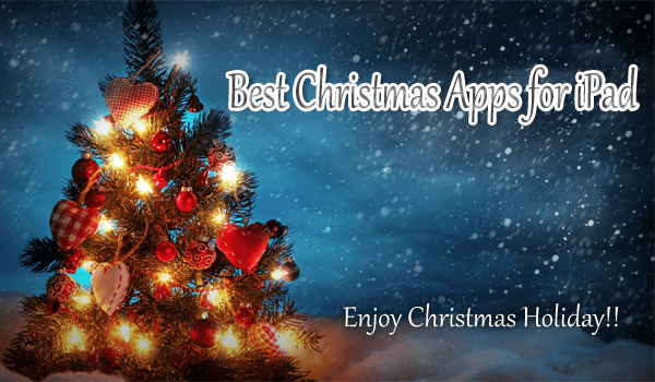 Best Christmas Apps for iPad