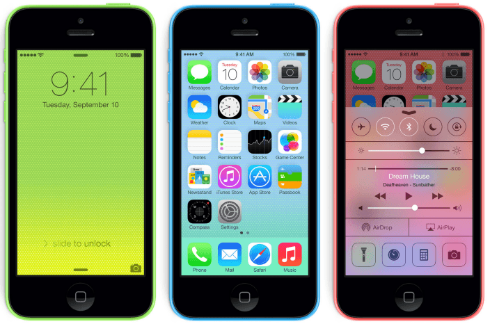Wal Mart iPhone 5c discount