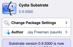 MobileSubstrate Updated for iOS 7 & ARM64 Support
