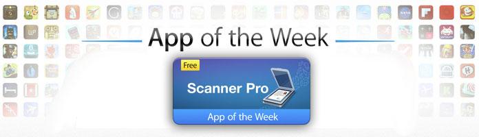 App Week Scanner Pro