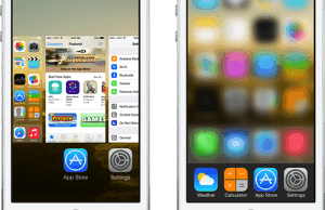 ClassicSwitcher Brings Back iOS 6 Style App Switcher on iOS 7
