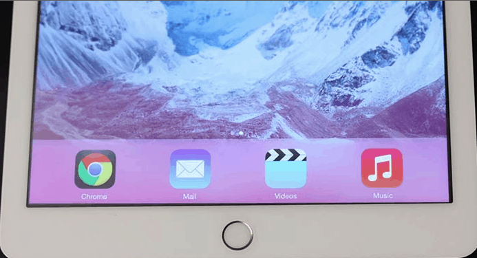 Touch ID to Come to iPad Air 2 and iPad Mini 3