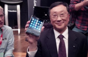 Yes, they're still alive! BlackBerry Passport, coming soon