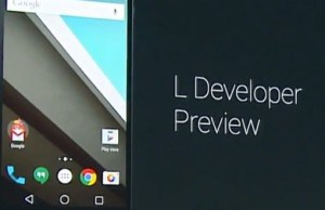 The desserts are over – Android L officially launched