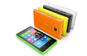 Android and Nokia, sitting in a tree – X2, officially launched!