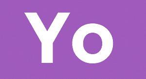 Yo. A new app that makes you do one thing.