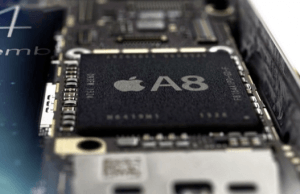 Quad-core?Apple's A8 chip, still a dual-core Nope.