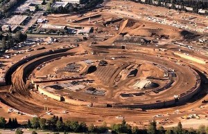 New Apple Campus is Taking Shape