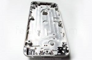 Leaked Images of iPhone 6 Rear Shell