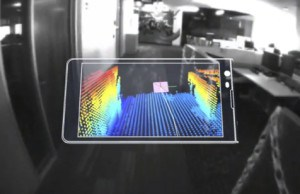 Google Project Tango Phone Going On Space Mission