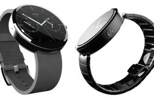 Moto 360 Smartwatch Already Spotted