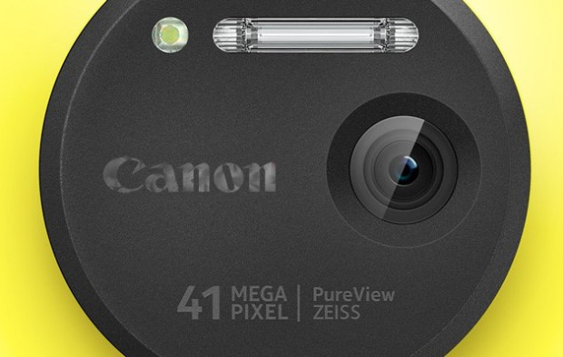 Nokia teams up with Canon