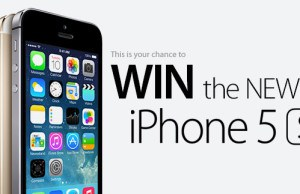 GeekSays is giving away an iPhone 5s