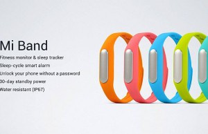 Cheap smartbands? How about a $13 one from Xiaomi?