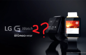 Premium LG G Watch 2, to be announced at IFA 2014!