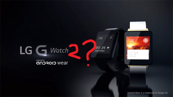 LG G Watch 2 rumors