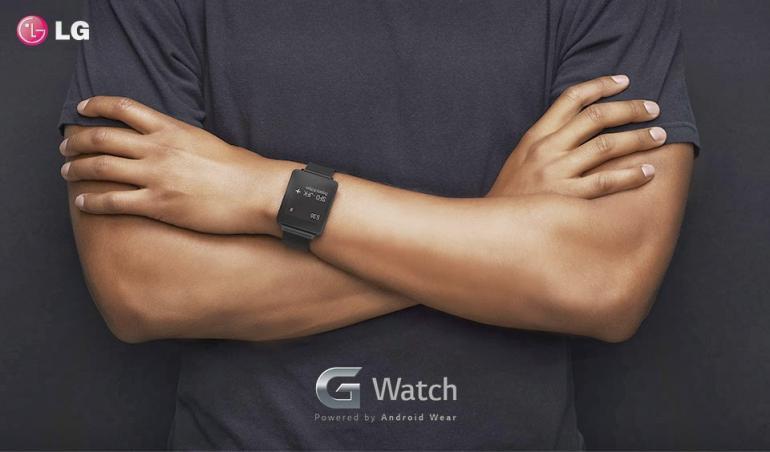 lg g watch update