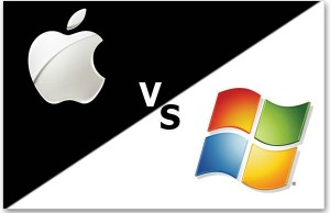 The battle: Mac vs. Windows