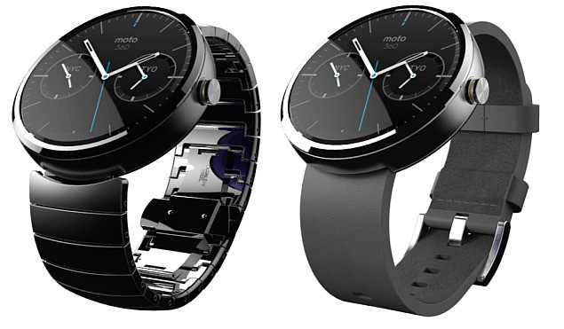 Moto 360 to be made out of plastic