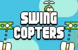 Flappy Bird developer teases upcoming 'Swing Copters' game
