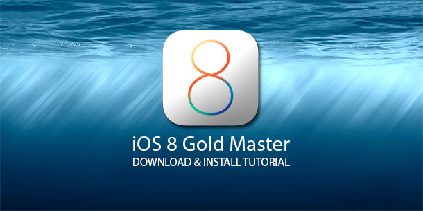 Download iOS 8 GM