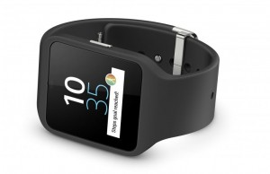 Sony SmartWatch 3, a new member of the Android Wear family