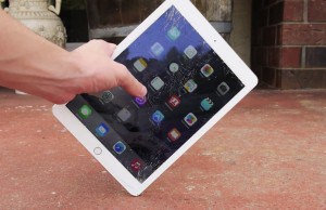 See the first iPad Air 2 drop test!