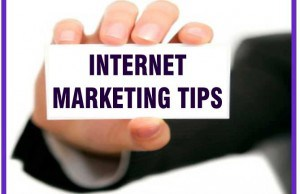 Top Tips for Internet Marketers
