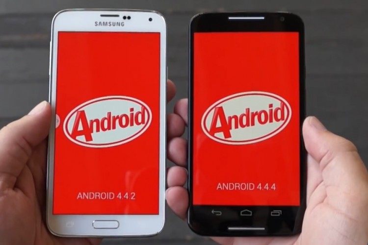 Motorola Moto X vs Samsung Galaxy S5 Comparison