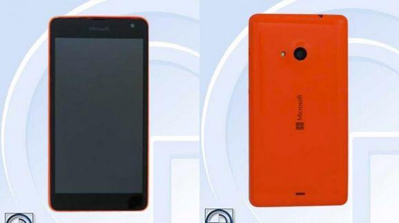 microsoft lumia phone leaked
