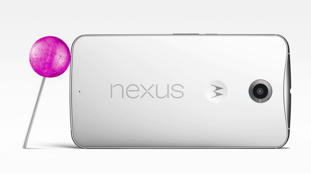 nexus 6 android 5.0 lollipop