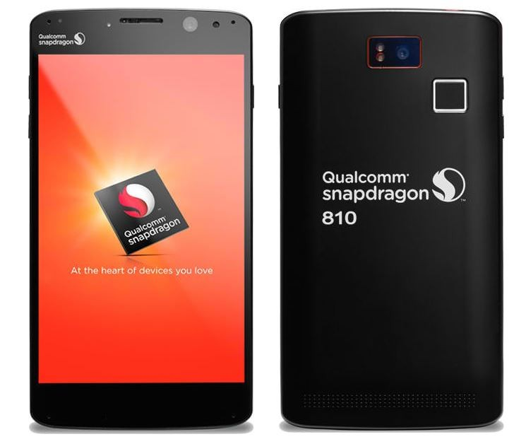 snapdragon 810 reference phone