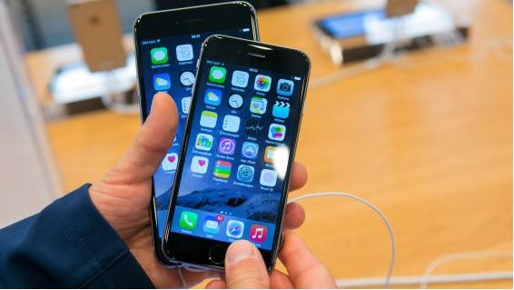 Apple Inc.'s best stock in 2015